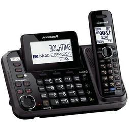 Panasonic-Telecom Kx-Tg9541B Link2Cell 2-Line Cordless Phone