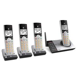 Telephone AT&T Cordless Phone Four House Compact Call Blocke