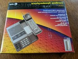 VINTAGE AT&T 5500 Cordless Speakerphone With Cradle - Comple