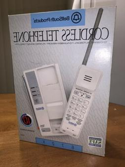 Vintage BellSouth Cordless Telephone 10 Channel Autoscan Spe