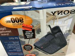 VINTAGE NEW Sony SPP-A945 900MHz Cordless Telephone w/ Digit