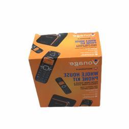 Vonage Motorola VDV23-CVR Whole House Phone Kit Cordless Pho