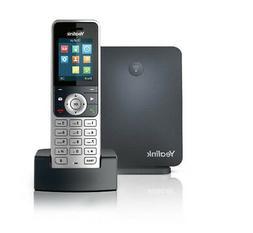 Yealink W53P Wireless Cordless DECT Handset & IP Base Statio