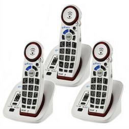 Clarity XLC2+ DECT 6.0 Amplified for Severe Hearing Loss Cor
