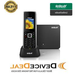 Yealink W52P Wireless HD Business IP-DECT VOIP SIP Phone.Inc